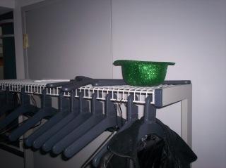 The comm closet