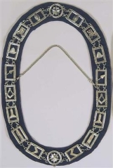 Masonic Officer's Collar