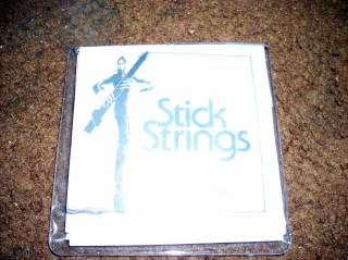 The supernova of Stick Strings