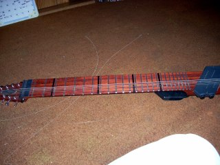 A Half-destrung Grand Stick