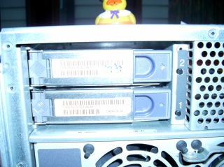 2x Hot-Swap SCSI