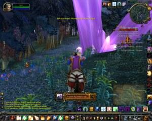 Explore Azuremyst Isle:  Complete