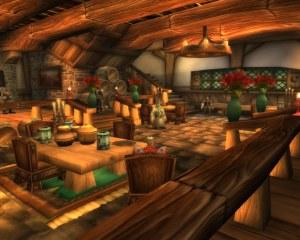 The inn in Menethil