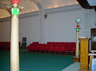 The Brazen Pillars