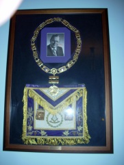 A Past Grand Master's Case from West Allis Lodge