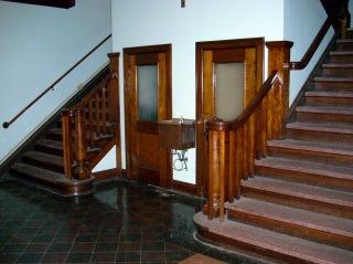 The Glenn Martin Hall Antechamber