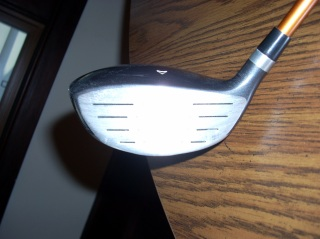 3-Wood Face