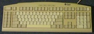 Sun Type 6 Keyboard