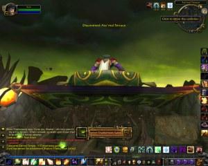 Achievement Complete:  Explore Shadowmoon Valley!