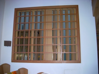 The Swell Box of the Choir Organ