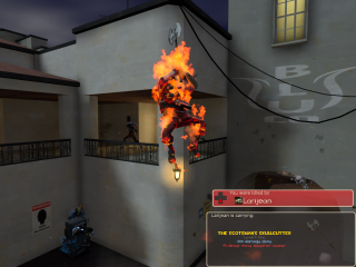 No matter what you do in TF2 - you will never be this hardcore.