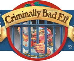 Criminally Bad Elf