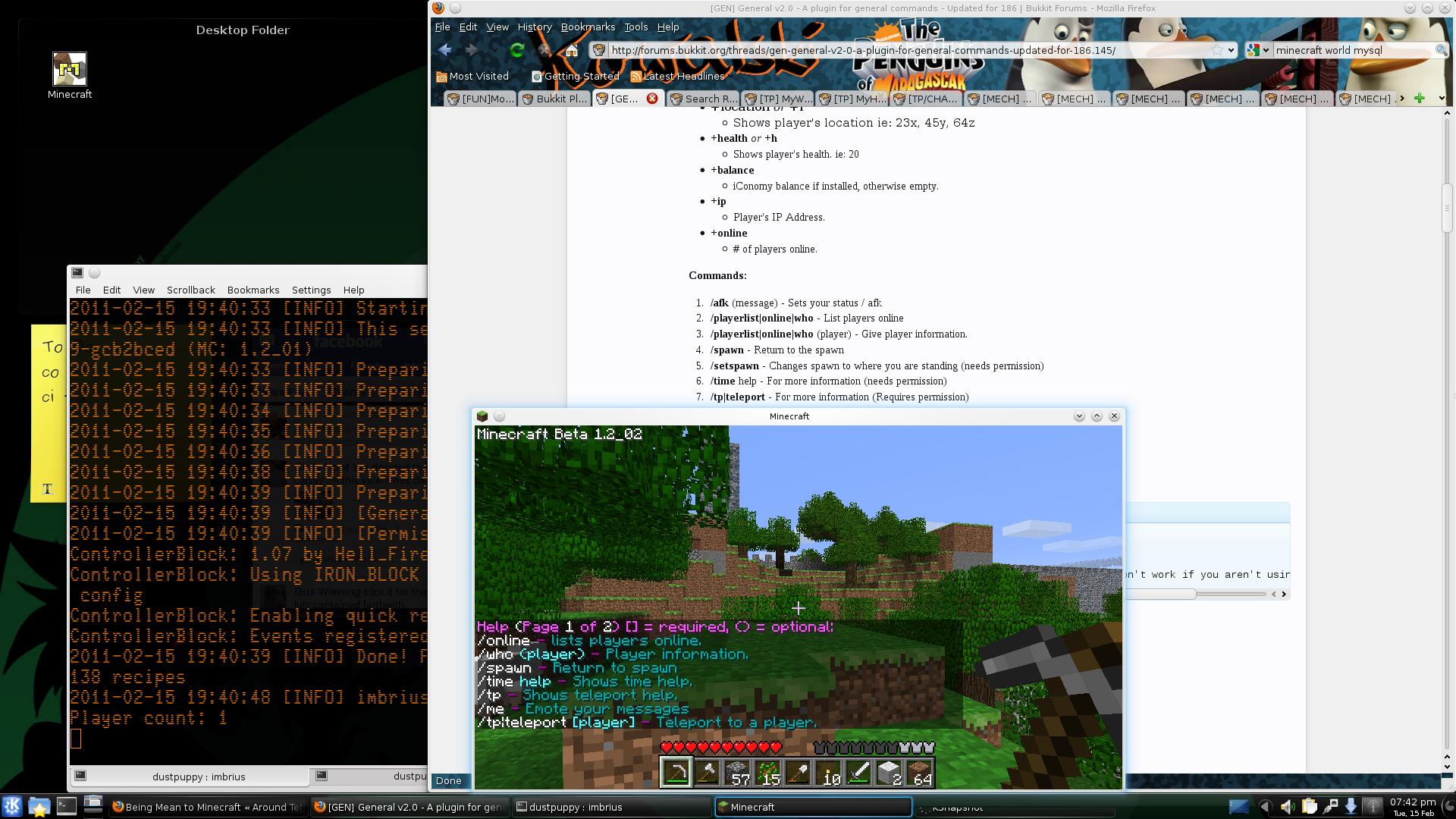 Being Mean to Minecraft | Around Teh Table