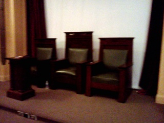 The Oriental Chairs