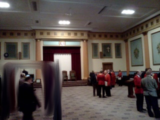 The Doric Room