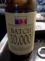Batch 10,000 Ale