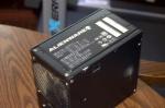 The original 600W Alienware PSU I removed