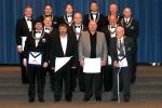 The Lake Lodge Degree Team