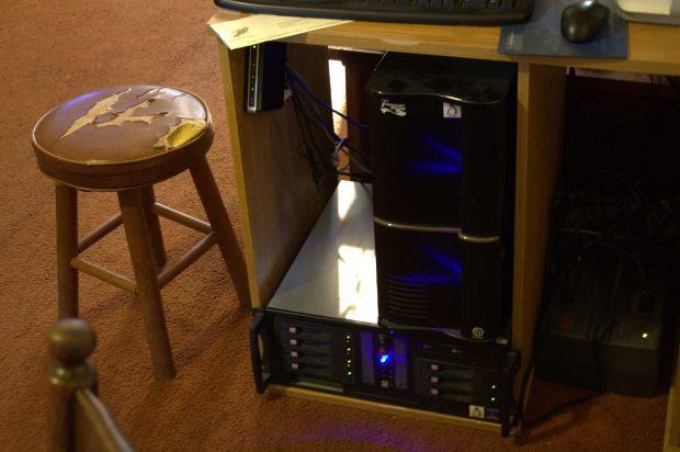 The Server Rack